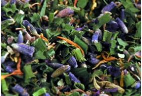 Salade aux trois fleurs