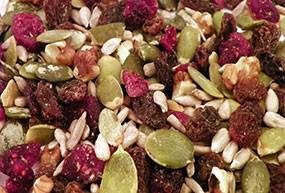 Mix graines salades - mélange