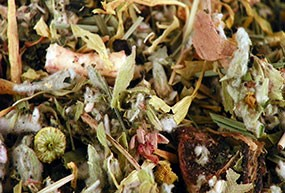 Tisane - Greek mountain orange
