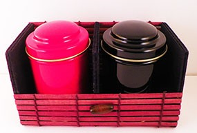Duo bambou Fruits rouges