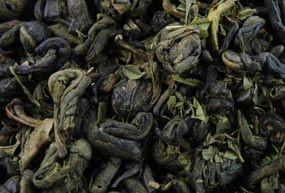 Thé vert menthe Jardin d'Arezki