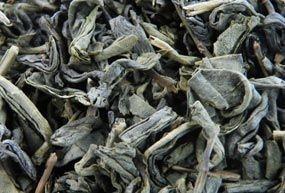 Thé vert de Chine entier Chun Mee