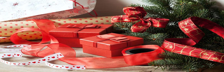 Le plein de cadeaux...